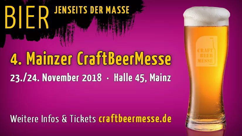 4. Mainzer CraftBeerMesse