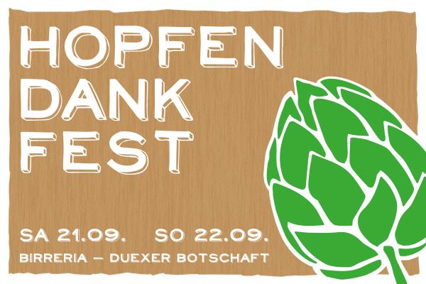 Hopfendankfest 2019