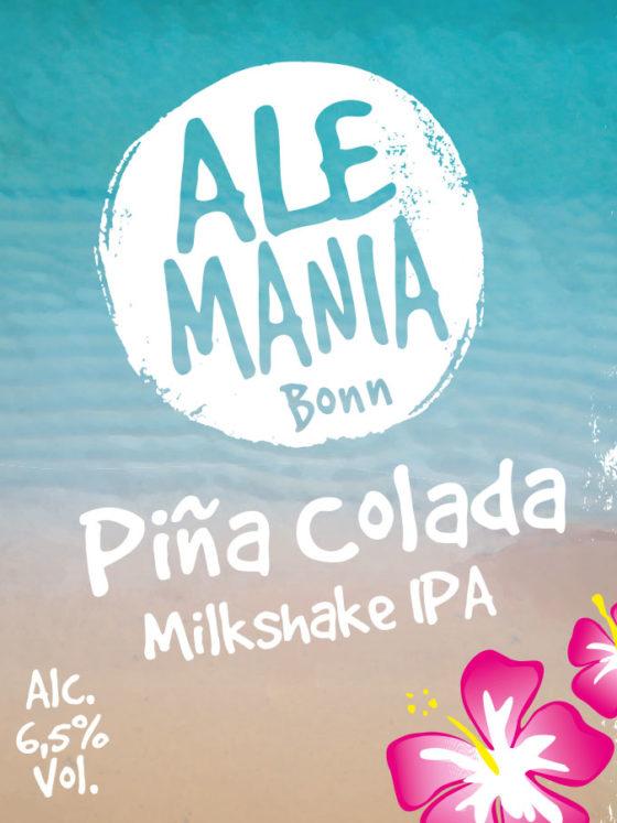 Pina Colada Milkshake IPA