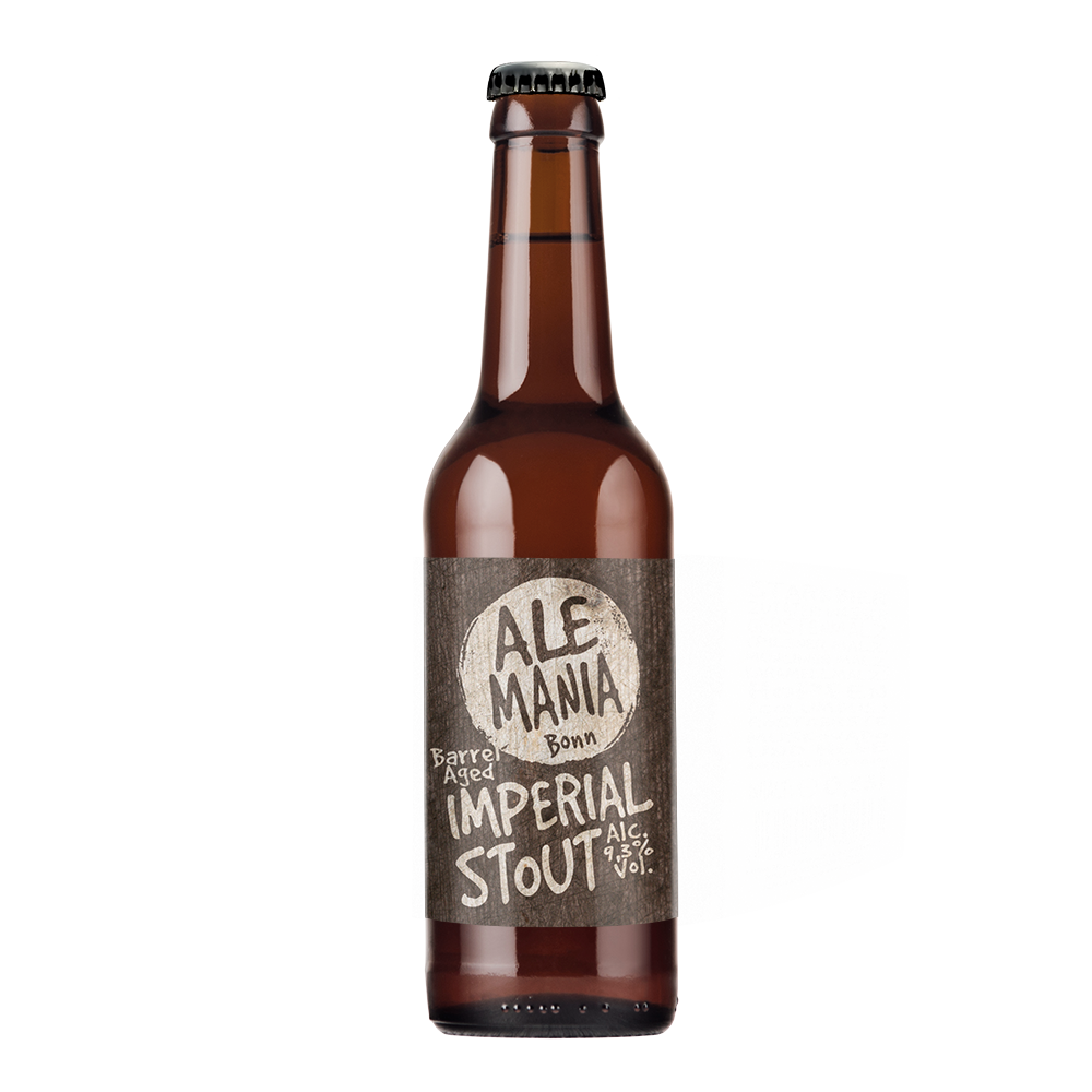Ale-Mania Barrel Aged Imperial Stout