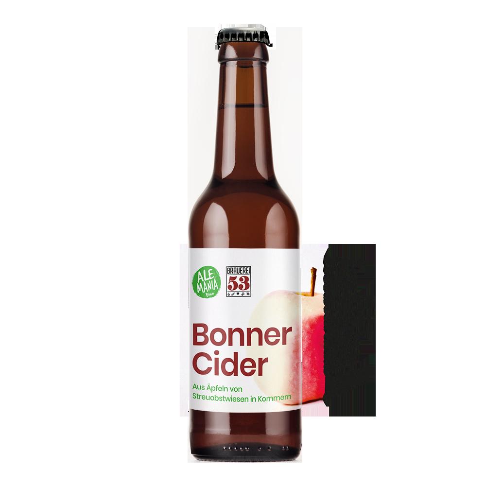 Ale-Mania Bonner Cider