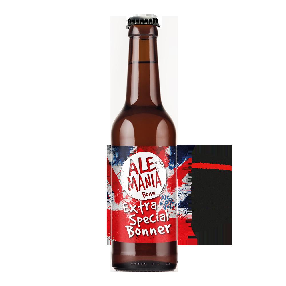 Ale-Mania Extra Special Bonner