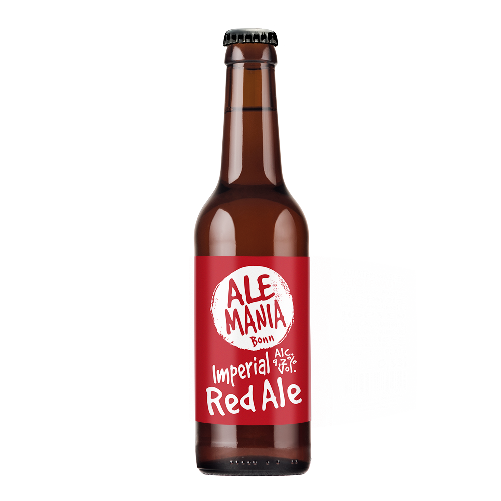 Ale-Mania Imperial Red Ale