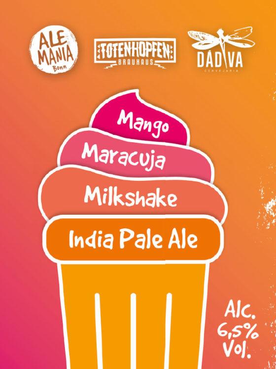 Mango Maracuja Milkshake IPA