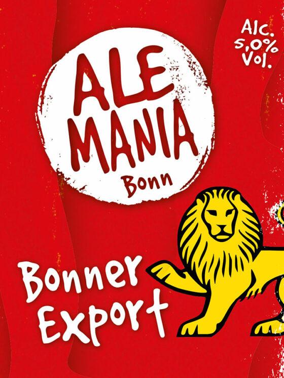 Ale-Mania Bonner Export
