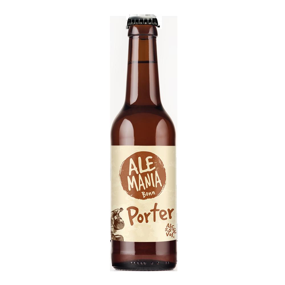 Ale-Mania Porter