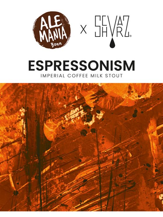 Ale-Mania x Schvartz Espressonism