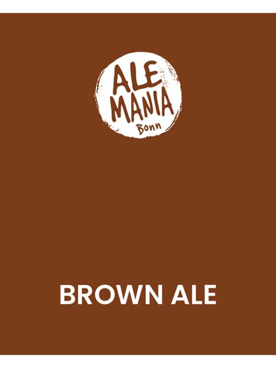 Ale-Mania Brown Ale