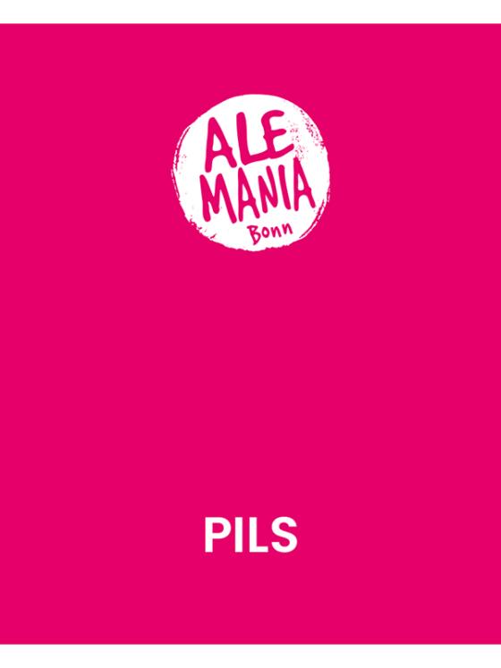 Ale-Mania Pils