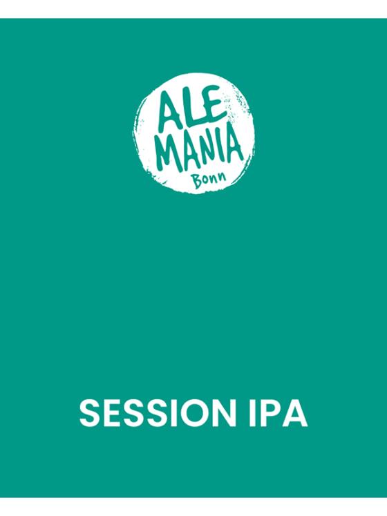 Ale-Mania Session IPA