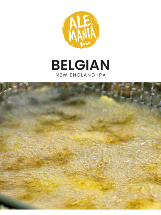 Ale-Mania Belgian
