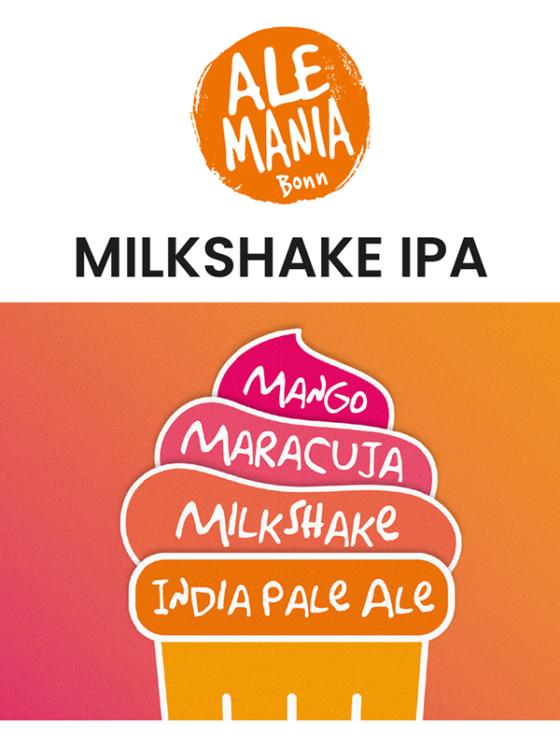 Ale-Mania Milkshake IPA