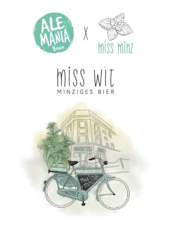 Ale-Mania Miss Wit