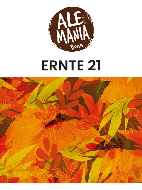 Ale-Mania Ernte 21